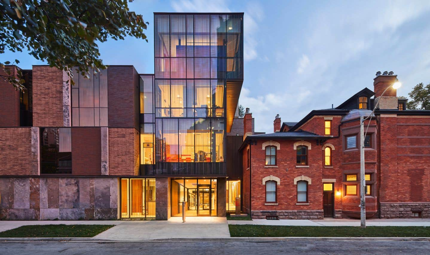 La Maison Casey (Ontario), Hariri Pontarini Architects