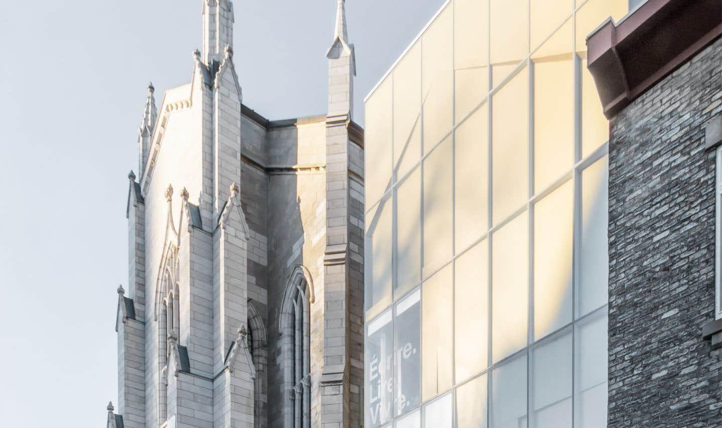 La Maison de la littérature de Québec, Chevalier Morales Architectes