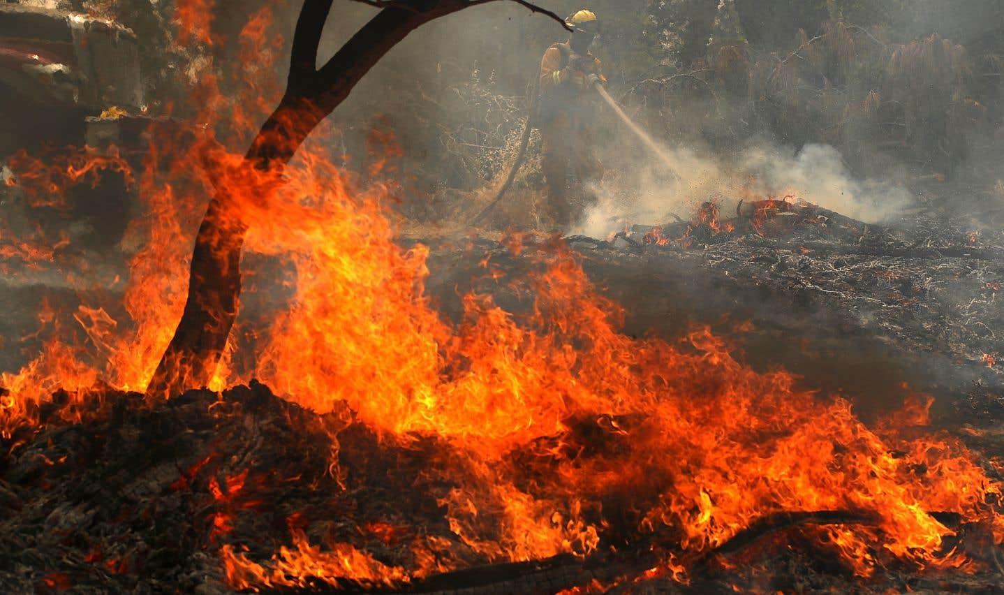 «Carr»a causé la mort de deux pompiers jeudi dernier.