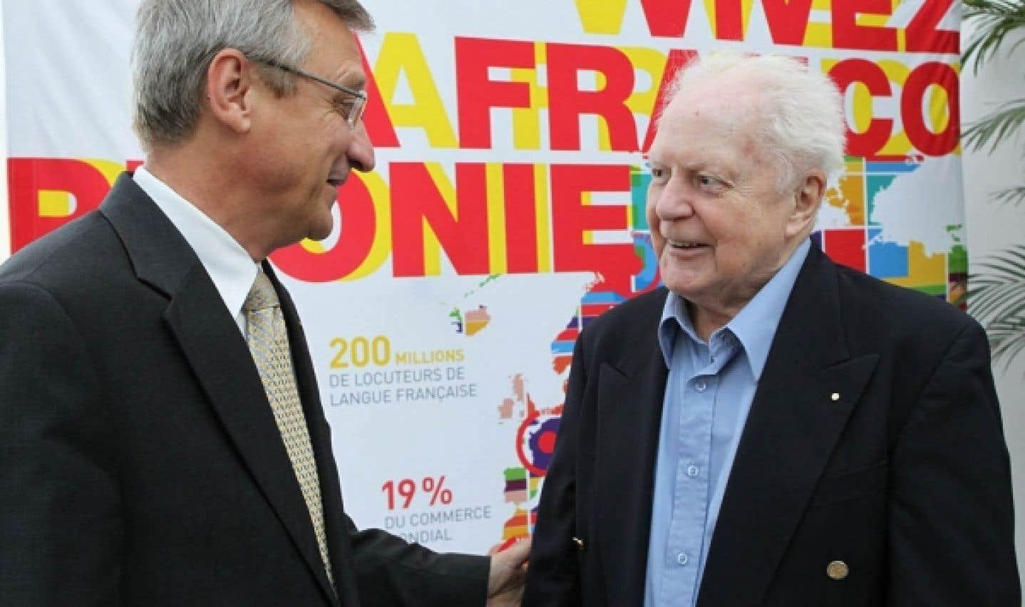 Jean-Marc Léger honoré