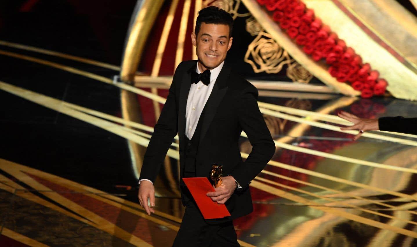 Rami Malek a été récompensé pour son rôle dans «Bohemian Rhapsody» par l'Oscar du meilleur acteur.