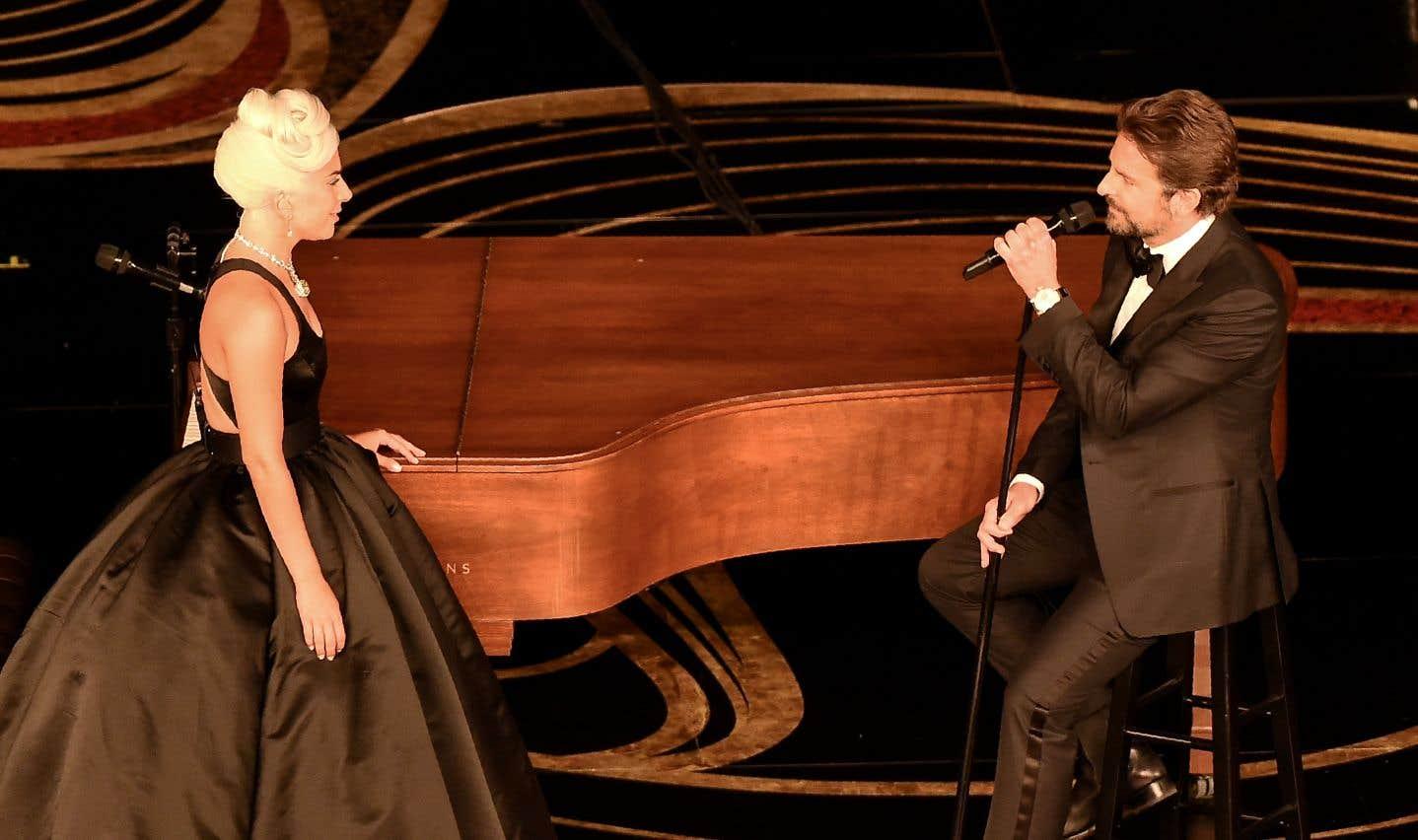 «Shallow» du film «A Star Is Born» a été récompensée parl'Oscar de la meilleure chanson originale.