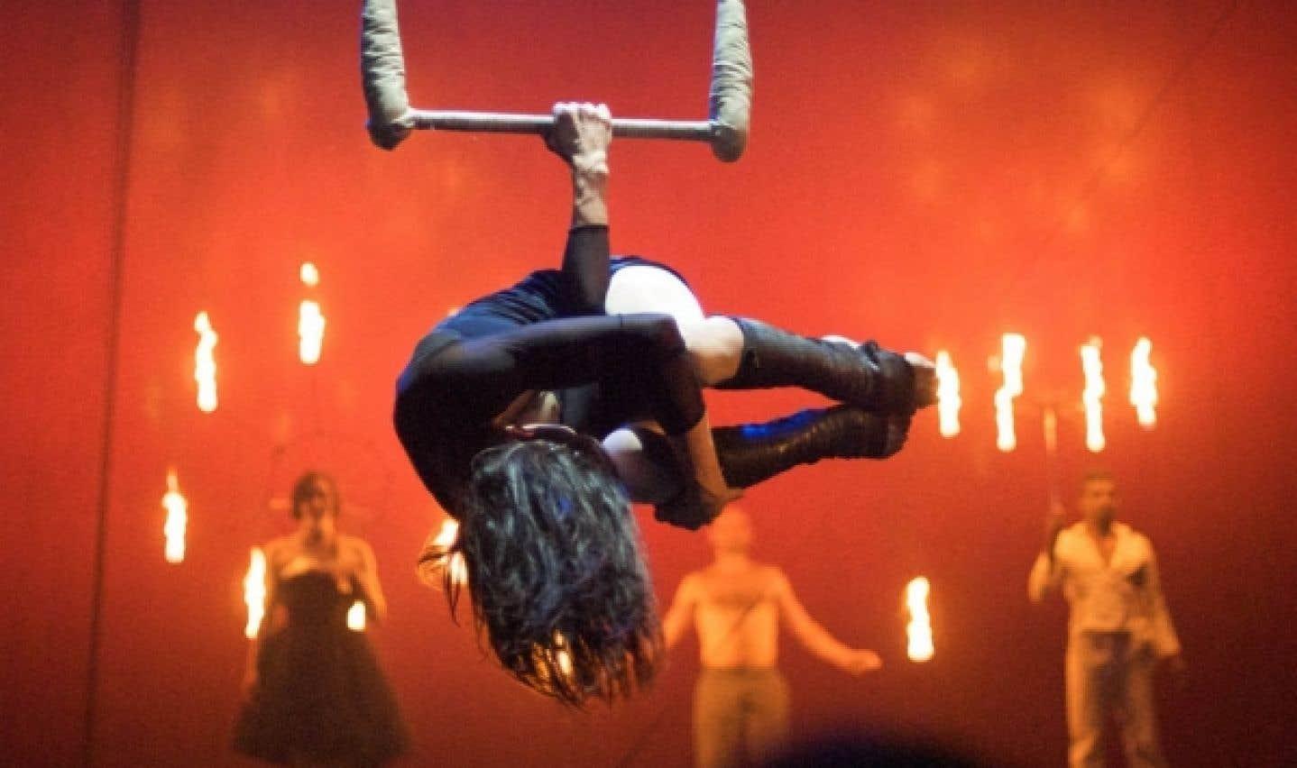 Montréal complètement cirque - Cents peurs et sans tabou