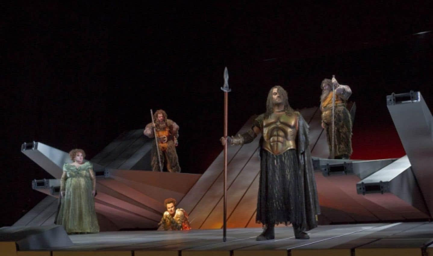 Das Rheingold au Metropolitan Opera - Lepage convainc New York