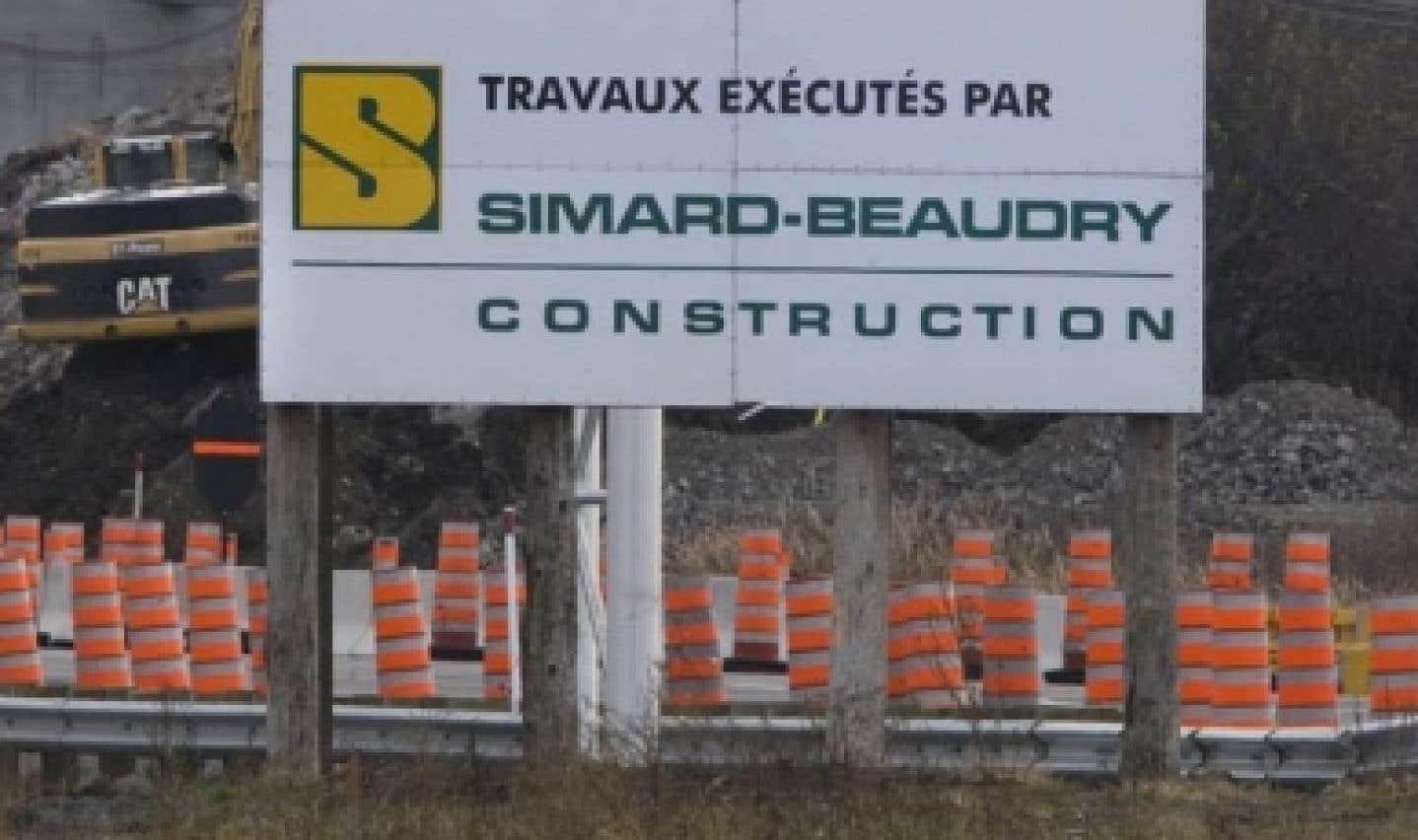 Entrepreneurs en construction: Québec se veut rassurant
