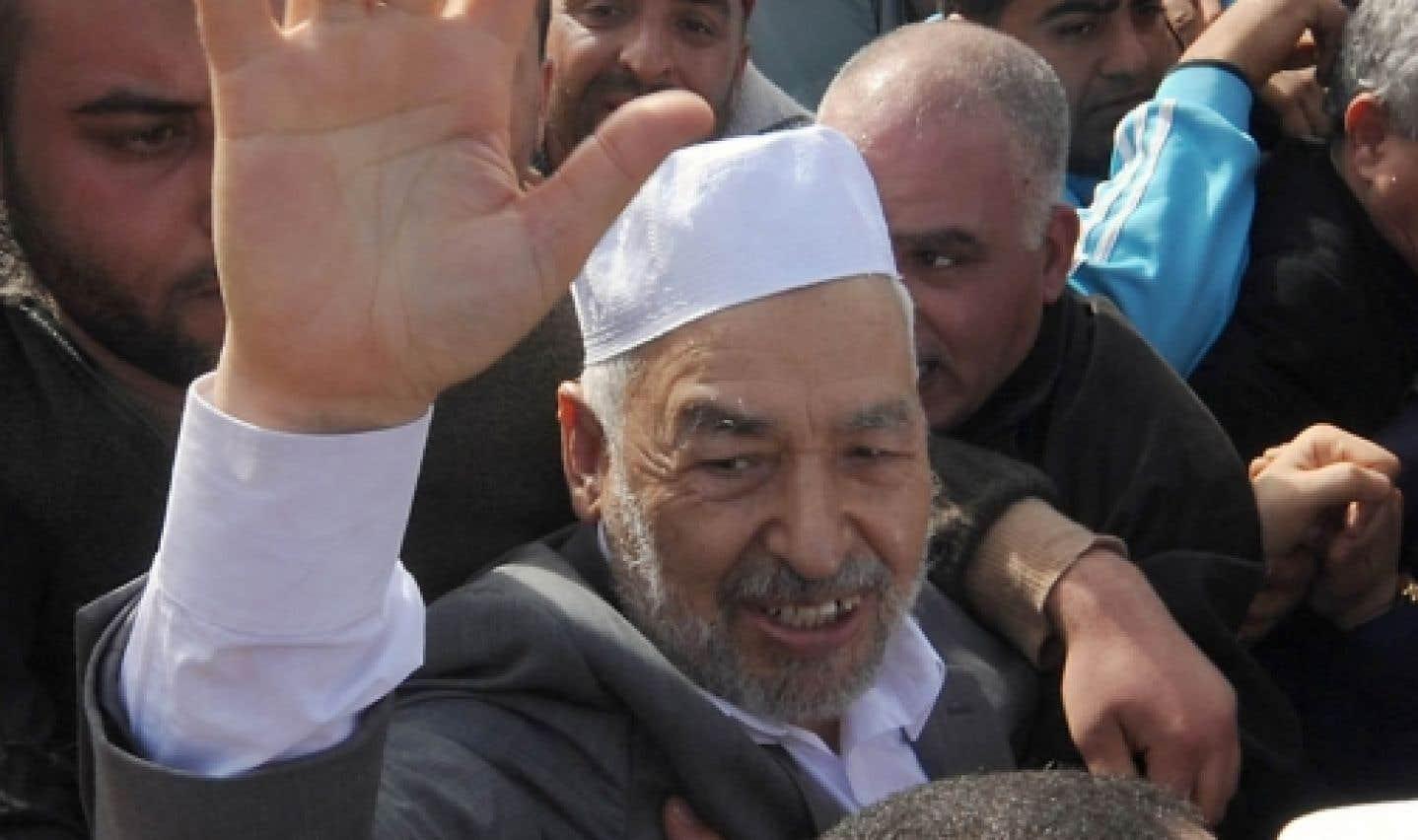 Tunisie - Ghannouchi ne sera pas candidat