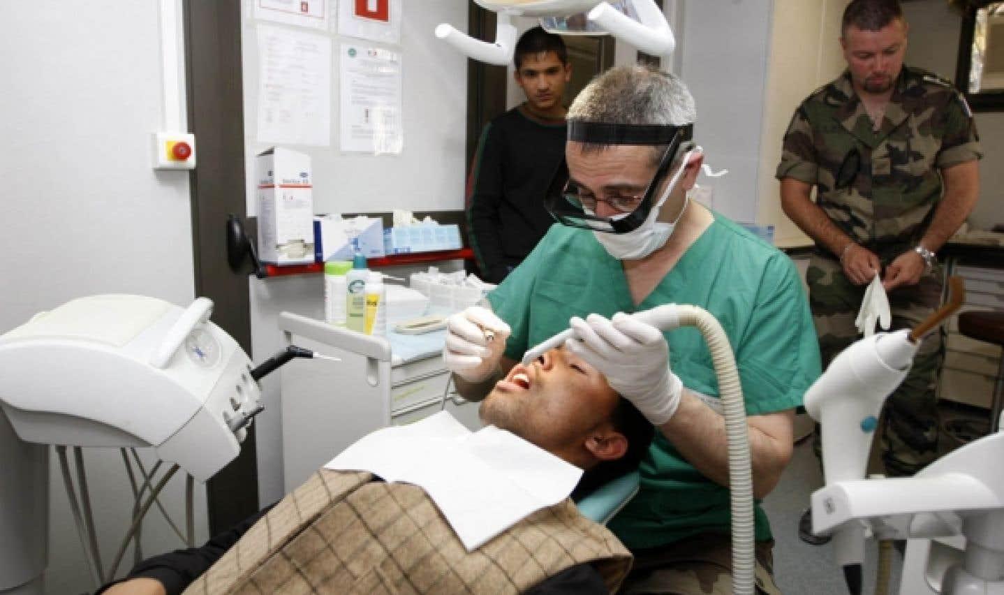 Un luxe, les soins dentaires?