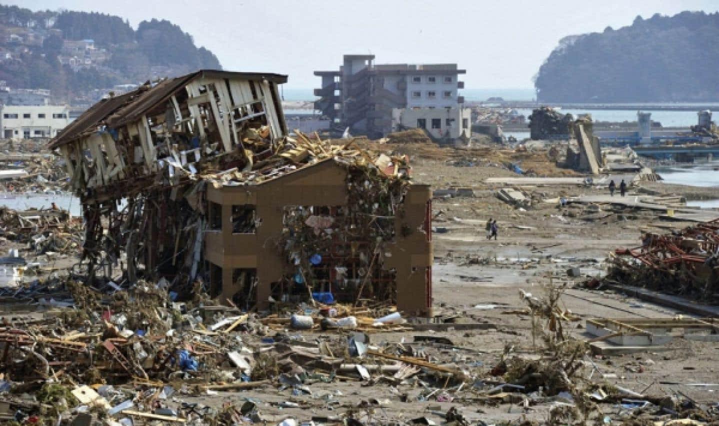 Japon - La pire crise depuis 1945
