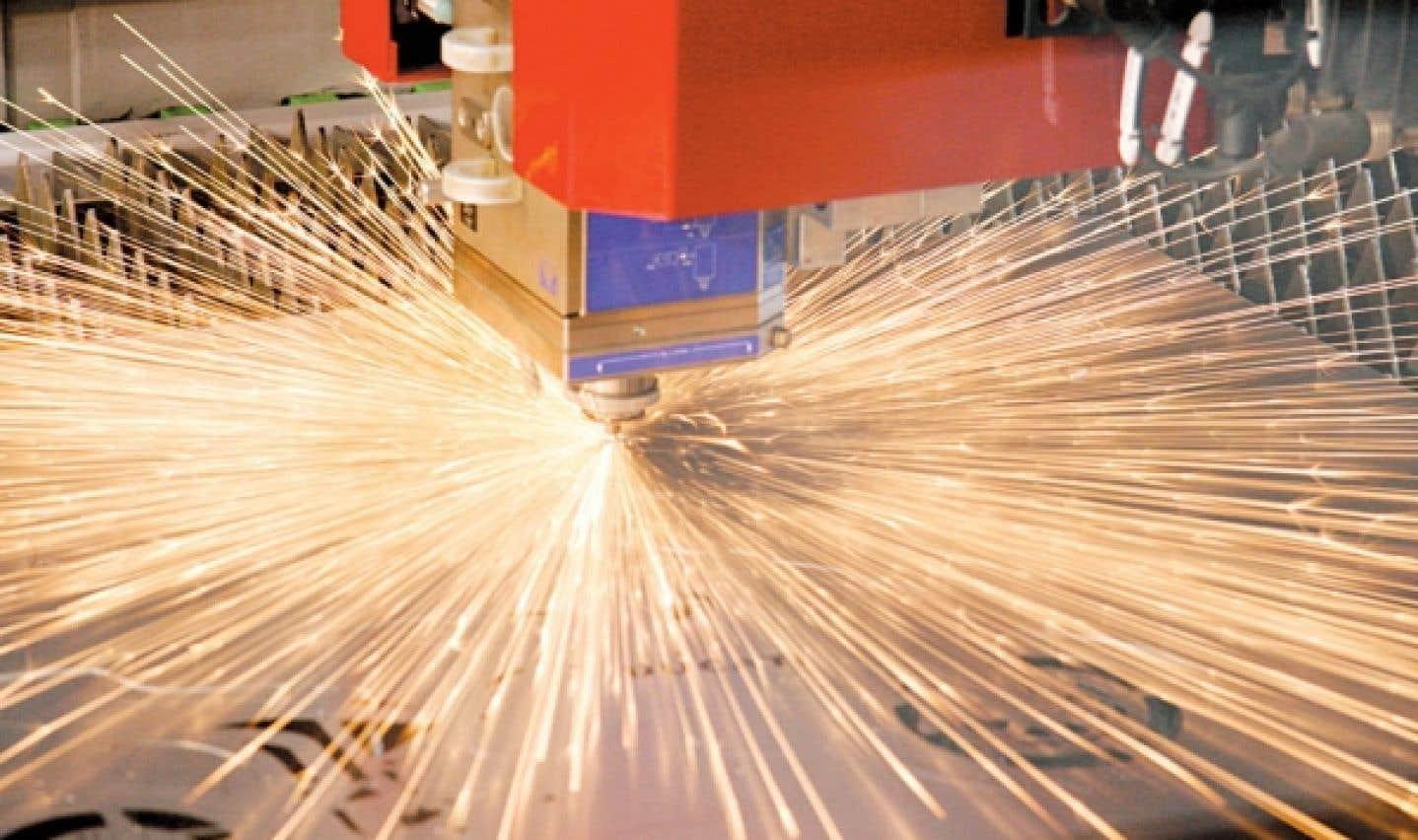À propos de lasers, de fibres et d'une industrie où le Québec s'illustre