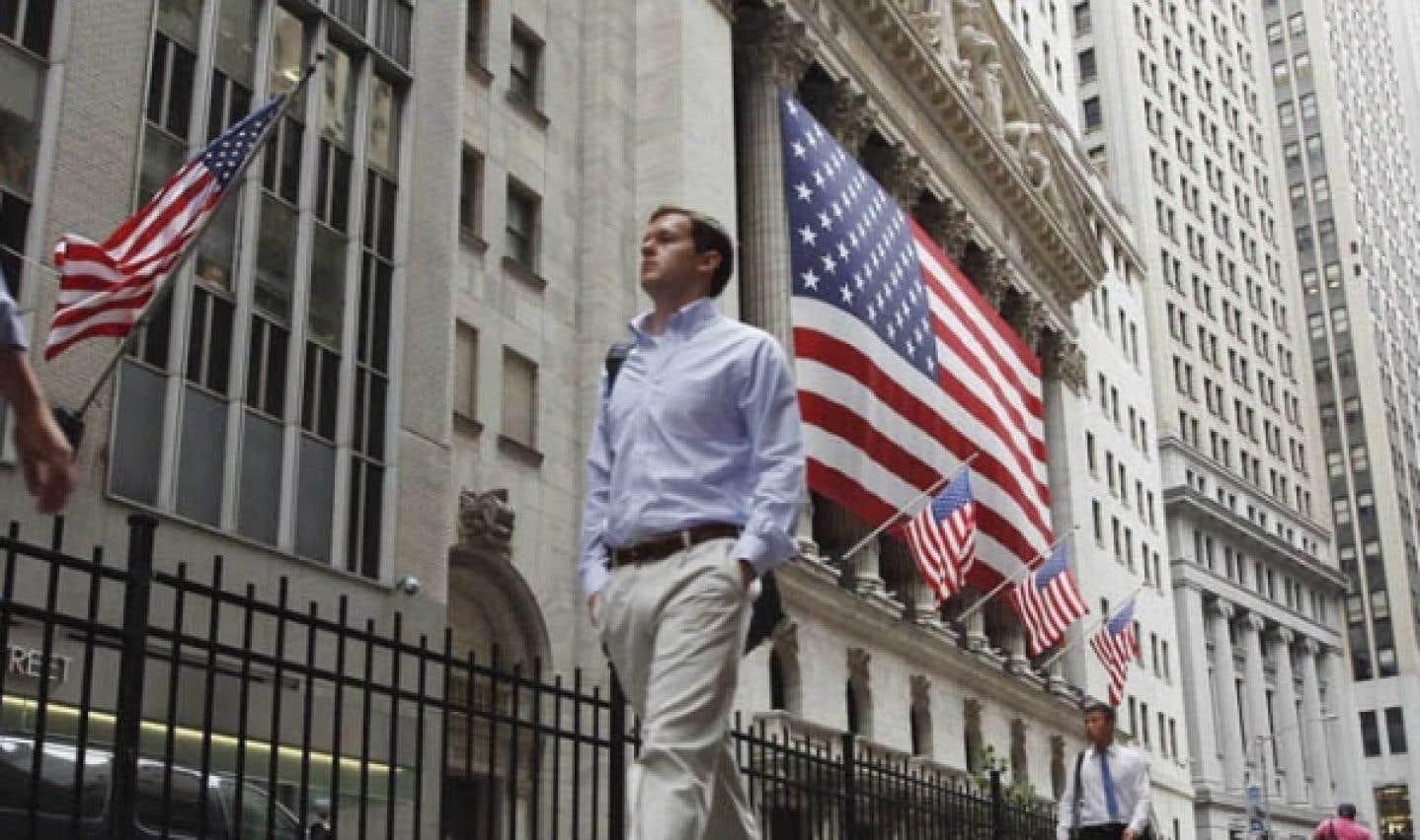 États-Unis - Une entente sur la dette n'empêcherait pas une décote