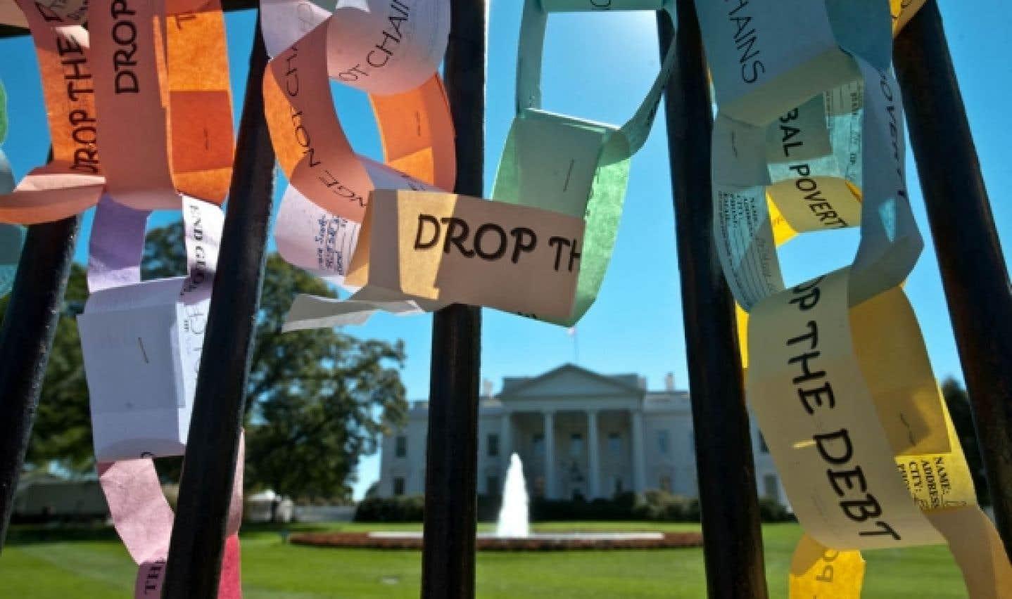 Crise de la dette aux États-Unis - Obama menace d'opposer son veto