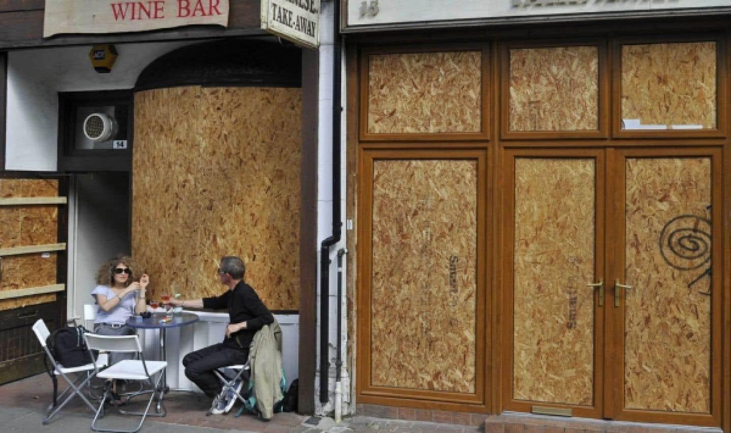 Nuit calme à Londres - David Cameron est satisfait de la riposte policière