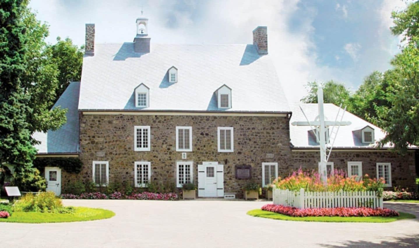 La Maison Saint-Gabriel a été acquise en 1668 par Marguerite Bourgeoys pour y accueillir les Filles du Roy.