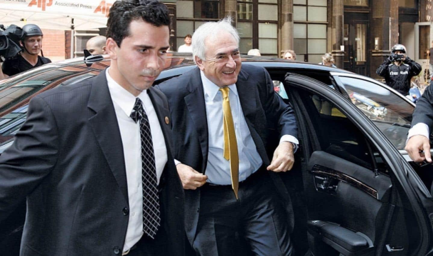 Affaire DSK: l'abandon des charges serait imminent