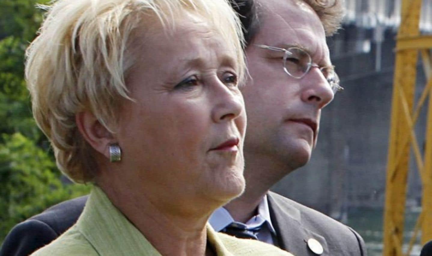 Bernard Drainville juge que le Parti québécois est rendu au bord de l'abîme