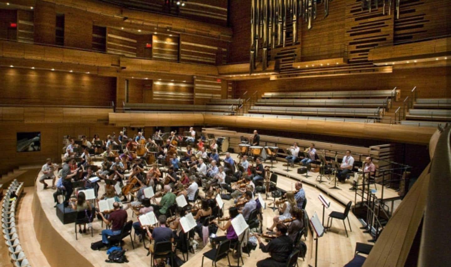 Musique classique - Cette salle de concert sonne déjà bien!