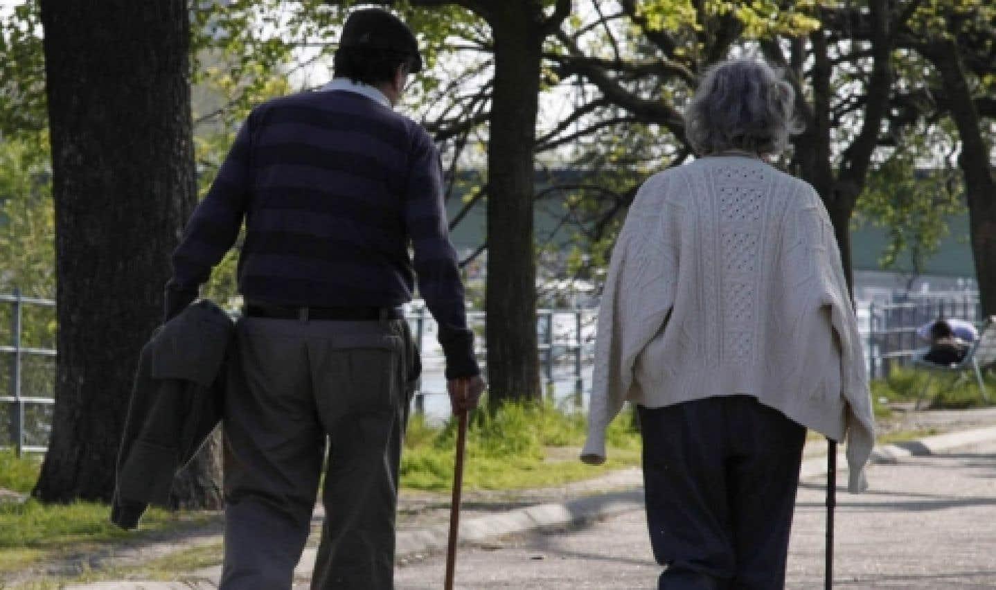 Le vieillissement masculin et féminin fait l'objet de plus en plus d'études.
