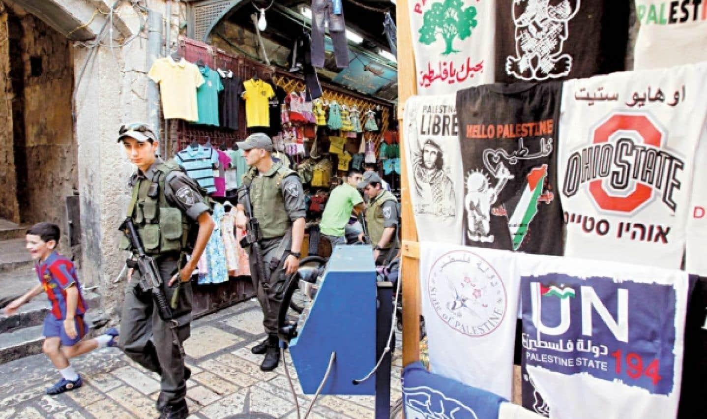 Demande d'adhésion d'un État palestinien vendredi - Abbas a déjà marqué de son empreinte l'assemblée générale de l'ONU
