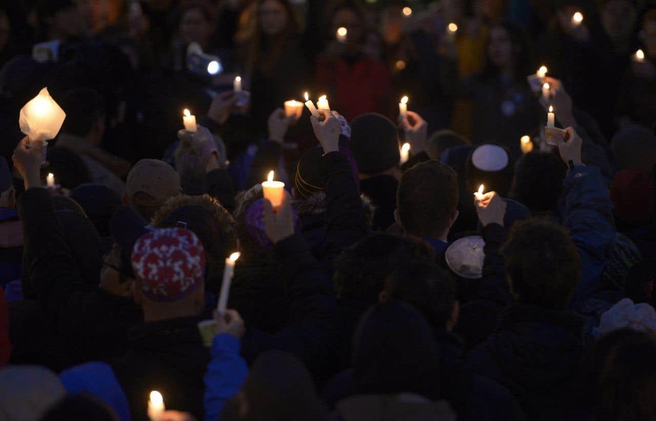 Drame à la synagogue «Arbre de vie» à Pittsburgh