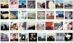 La série Boarding Pass (1999-2000), de l'artiste photographe Serge Emmanuel Jongué