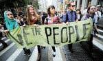 Après un mois de manifestations, le mouvement Occupy Wall Street ne démontre encore aucun signe d'essoufflement.