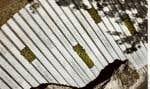 Give Peace a Chance à l'entrée Peel du parc du Mont-Royal, réalisation de Linda Covit et de l'architecte-paysagiste Marie-Claude Séguin du groupe Cardinal Hardy