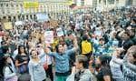 « Nous sommes tous des paysans », clamaient dimanche les manifestants à Bogotá.