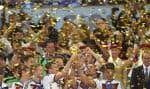 L'Allemagne n'avait pas mérité de titre majeur depuis l'Euro 1996.