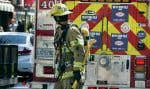 La Ville considère qu'il s'agit d'un moyen de pression des pompiers opposés à la réforme des régimes de retraite.