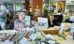 La salle de rédaction du Devoir
