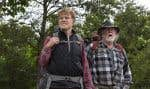 Robert Redford et Nick Nolte incarnent respectivement Bill Bryson et Stephen Katz dans «A Walk in the Woods».