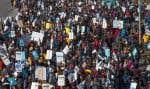 Le 11 novembre dernier, les syndiqués du secteur de la santé et des services sociaux sont descendus dans la rue.