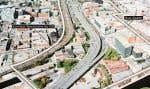 Le projet de la Société du Havre prévoit de transformer l'autoroute Bonaventure en boulevard urbain