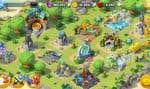 Dragon Mania Legends, un des jeux pour mobile qu'a développés Gameloft
