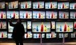 La concurrence est rude parmi les fabricants de téléviseurs, de plus en plus nombreux à proposer des écrans à diodes électroluminescentes (LED).