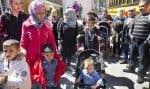 L'arrivée de milliers de réfugiés, majoritairement syriens, a fait augmenter le nombre de nouveaux arrivants au Canada en 2016.