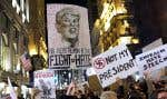 Manifestation anti-Trump, le 12 novembre dernier, à New York