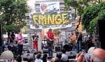 Paul Cargnello lors du Festival Fringe