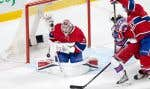 Le gardien Carey Price