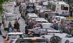 Si les véhicules autonomes ne sont pas mis au service de plusieurs utilisateurs à la fois, le nombre de déplacements pourrait grimper en flèche, ce qui ne réglerait rien au problème des bouchons de circulation.