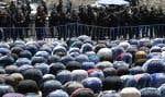 Sur l'esplanade des Mosquées à Jérusalem, on pouvait observer un quasi-retour à la normale grâce à la fin d'un boycottage de protestation des autorités religieuses palestiniennes.