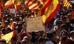 Cette manifestation ne devrait pas faire baisser la tension en Catalogne pourtant déjà à son comble.