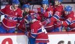 Paul Byron a déjoué Andrei Vasilevskiy à l'aide d'un tir dans la partie supérieure droite.