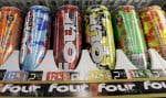 Certains de ces produits contiennent «plus de trois consommations normales» en une seule canette, rappelle le ministère.