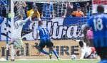 L'attaquant Anthony Jackson-Hamel a marqué deux buts pendant le match, ses deux premiers de la saison.