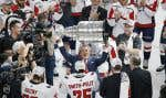 Pour la première fois de leur histoire, les Capitals de Washington ont mis la main sur la coupe Stanley.