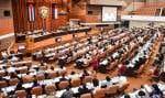 Le nouveau texte constitutionnel a été approuvé à l'unanimité lors d'une session ordinaire de l'Assemblée nationale.