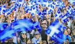 Le sondage montre un éclatement des repères: une forte majorité des répondants disent se sentir «d'abord Québécois, peu importe» leur religion, leur origine ou leur langue.