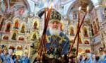 Les orthodoxes en Ukraine sont divisés: une partie sont fidèles au patriarcat de Moscou et une autre se revendique d'un patriarcat de Kiev autoproclamé après l'indépendance du pays en 1991.