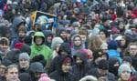 Plusieurs dizaines de milliers de personnes ont participé en novembre dernier à une manifestation à Montréal pour réclamer des mesures plus ambitieuses de lutte contre les changements climatiques.